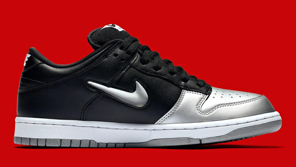 Supreme x Nike SB Dunk Low Sneakers
