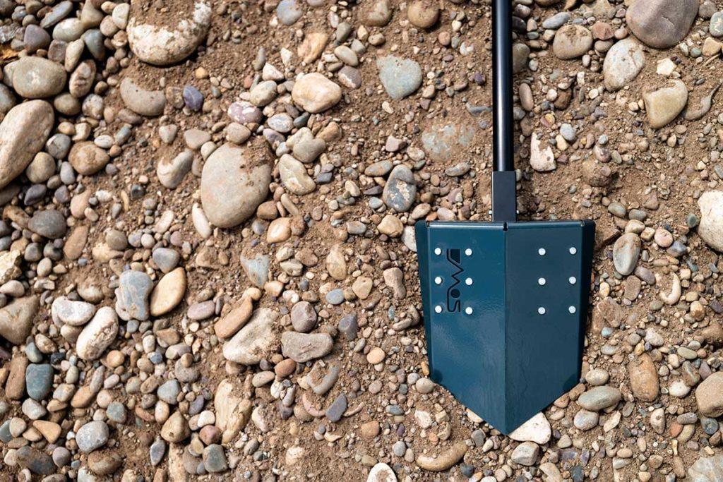 The Delta Shovel by DMOS Collective