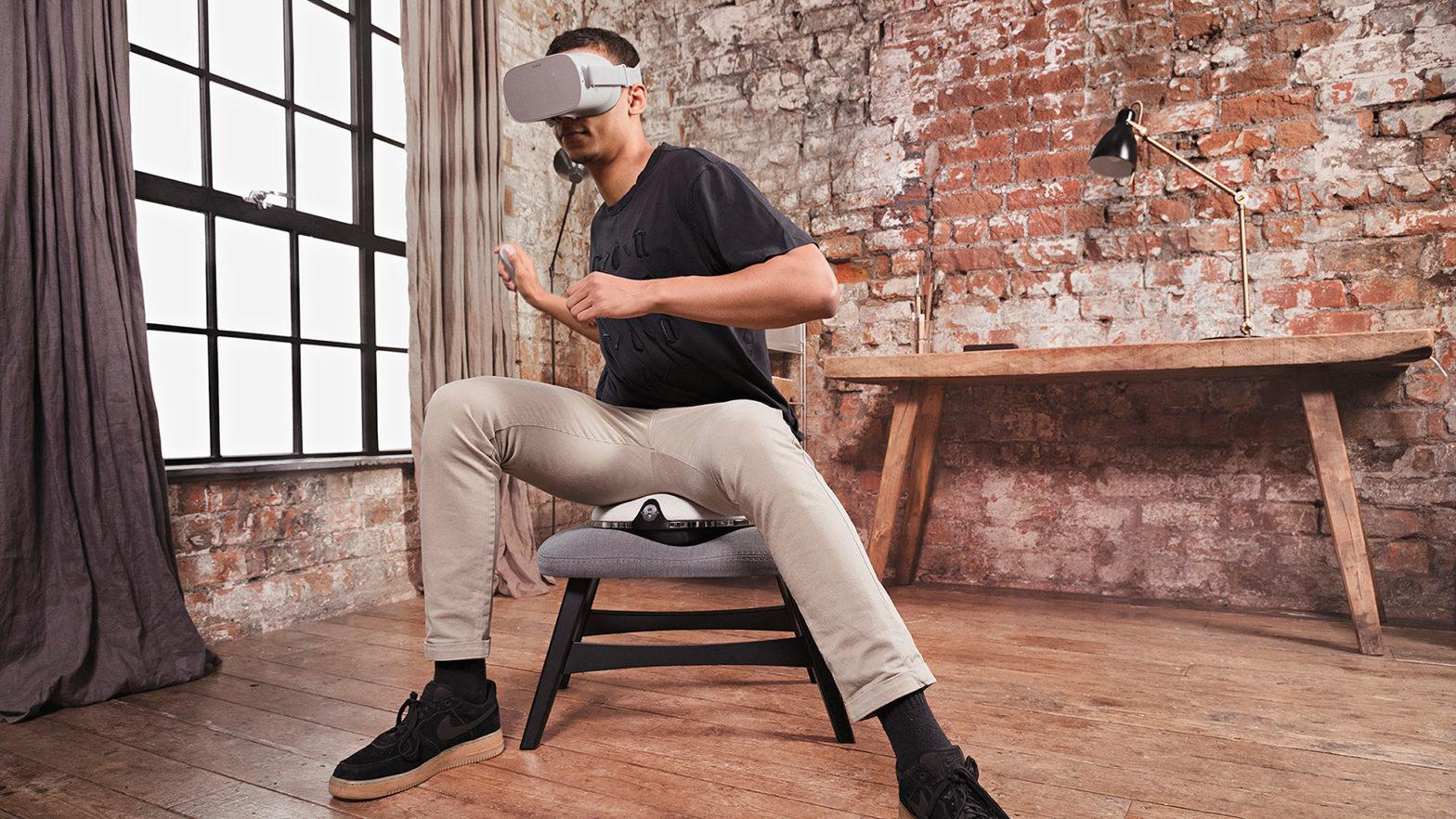VRGO MINI VR Locomotion and Haptics