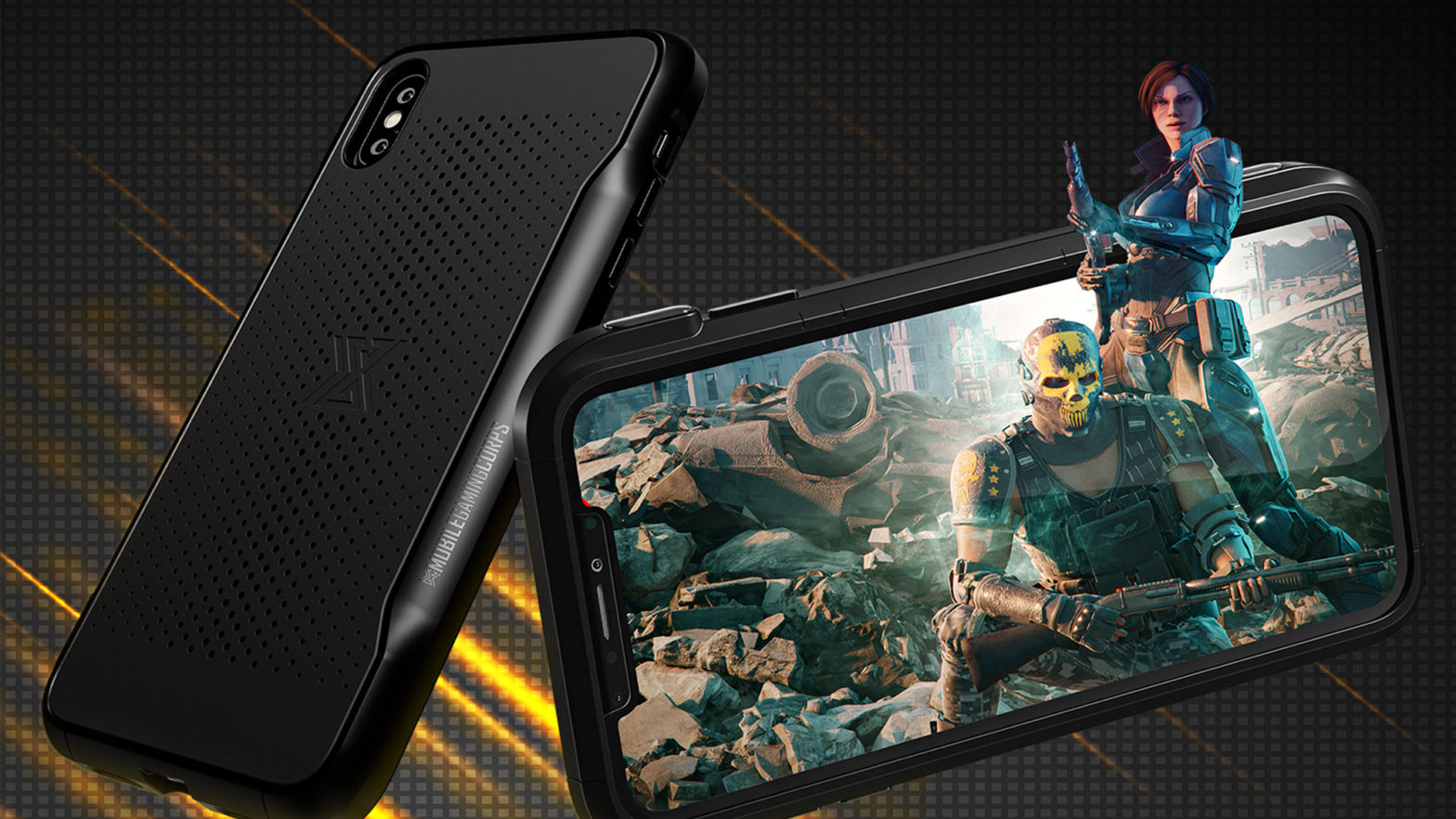 Valor Smartphone Gaming Case