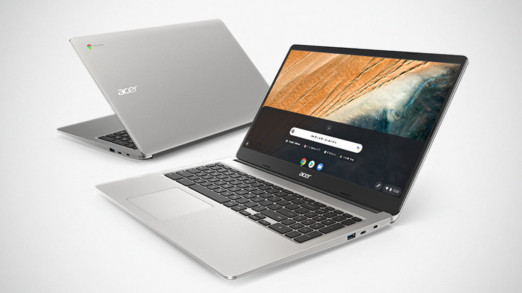 Acer Chromebook 315 and Acer Chromebook 314