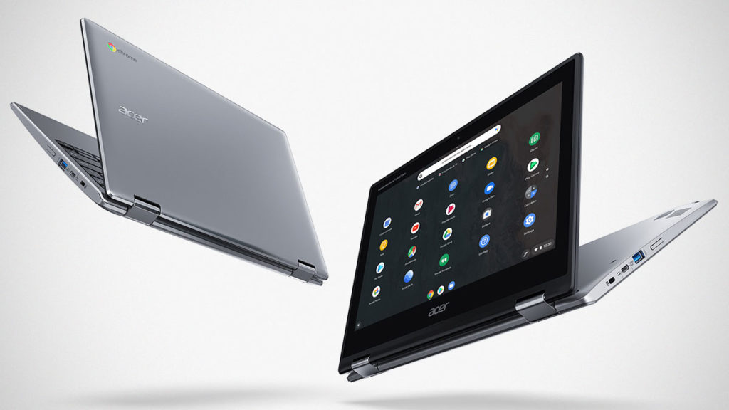 Acer Chromebook Spin 311 and Acer Chromebook 311