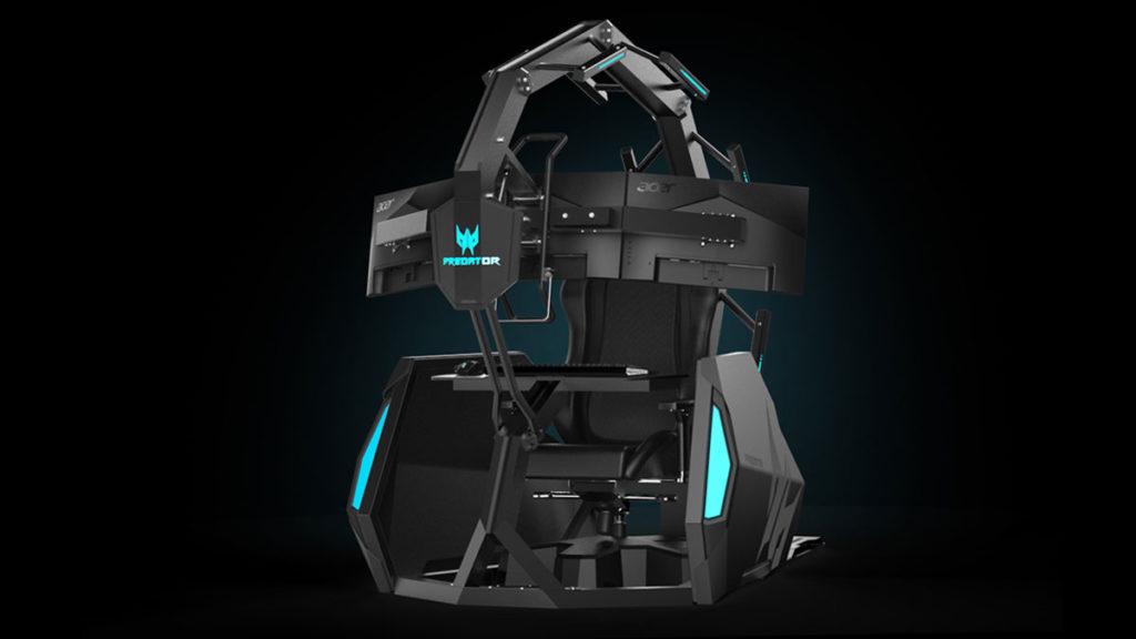 Acer Predator Thronos Air Gaming Chair