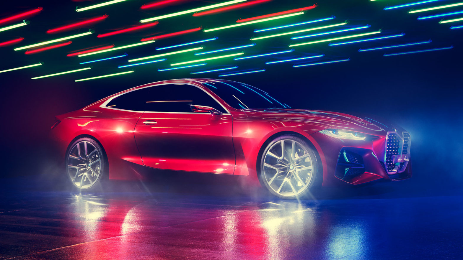 BMW Concept 4 at Frankfurt Motor Show