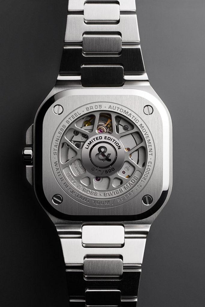 Bell & Ross BR 05 Timepiece