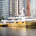 LuxWrap Gave This $20 Million Yacht A Golden Makeover And It Looks Fantastic