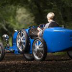 "Bugatti Baby II Is A ""Kiddie Ride"" That Children, Parents And Grandparents Can Drive"
