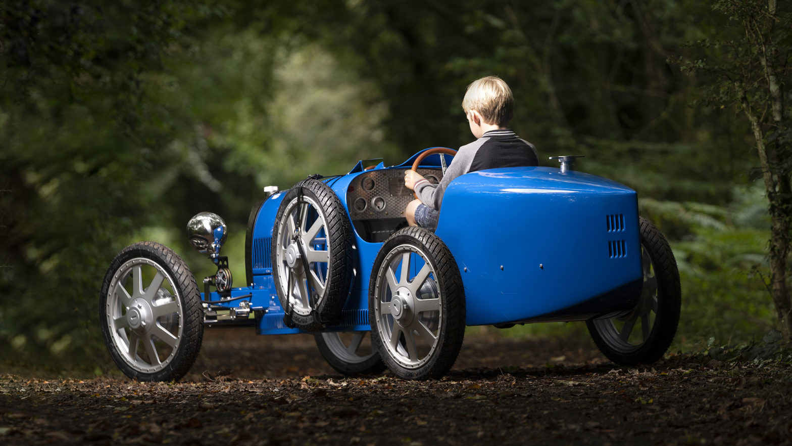 Bugatti Baby II Junior Car