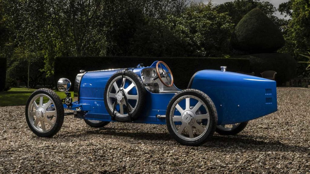 Bugatti Baby II Junior Car