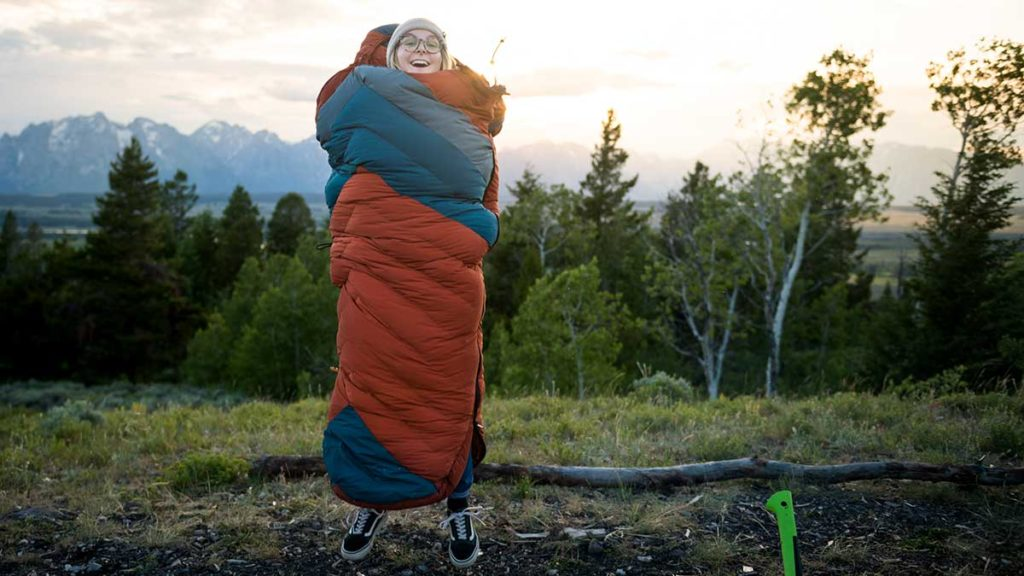 Bundl Electric-heated Sleeping Bag