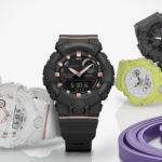 G-Shock Connected S-Series: G-Shock With Fitness Tracking Functionality For Ladies