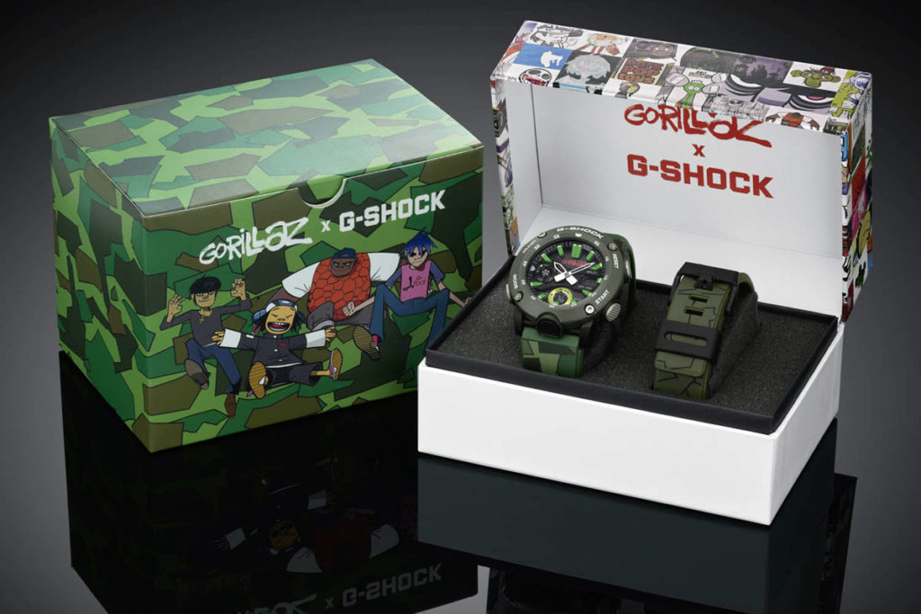 Casio Camo G-Shock