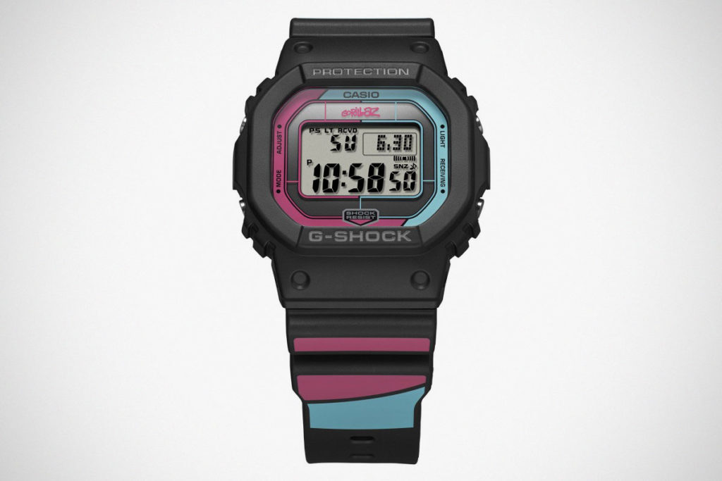 Casio Now Now G-Shock