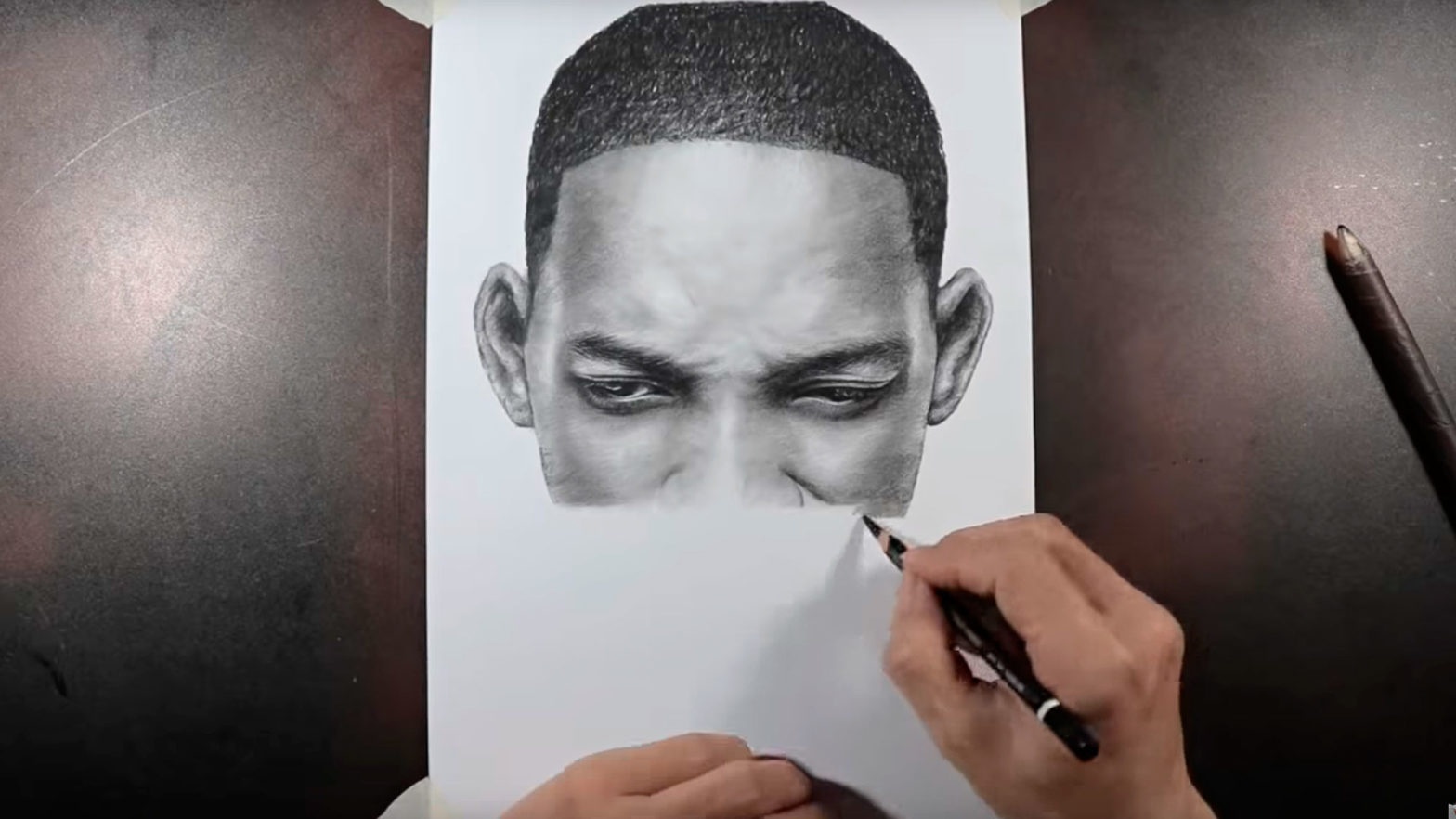 DP Truong Draws Like A Printer