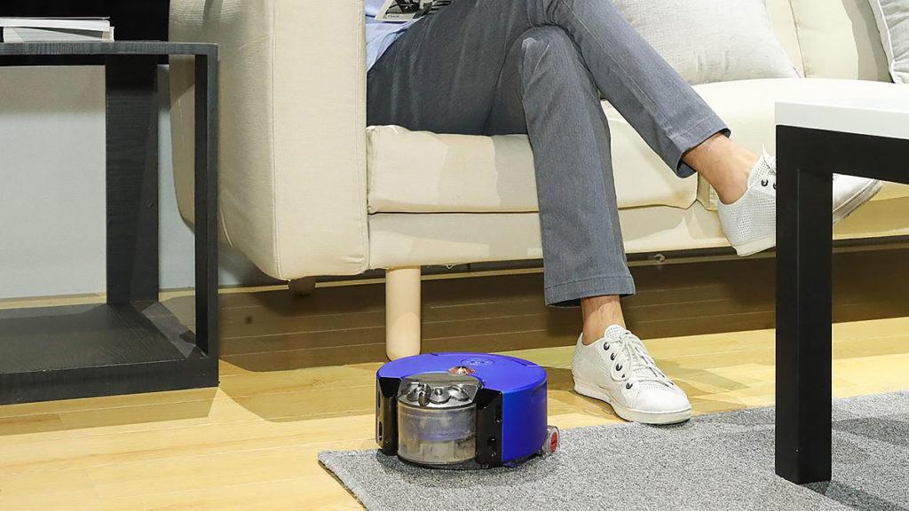 Dyson 360 Heurist Robot Vacuum