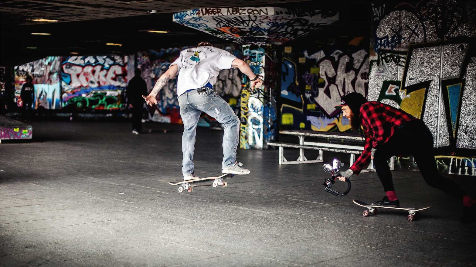 Finland Skateboarding School Opens in 2021