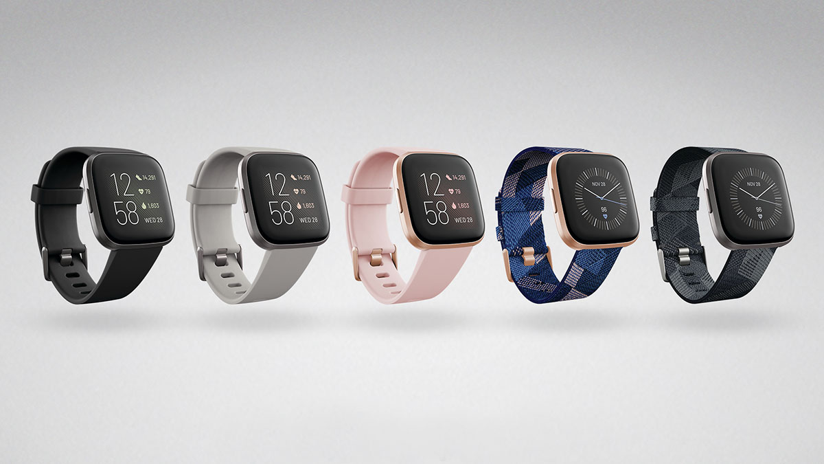 Fitbit Versa 2 Lifestyle Smartwatch