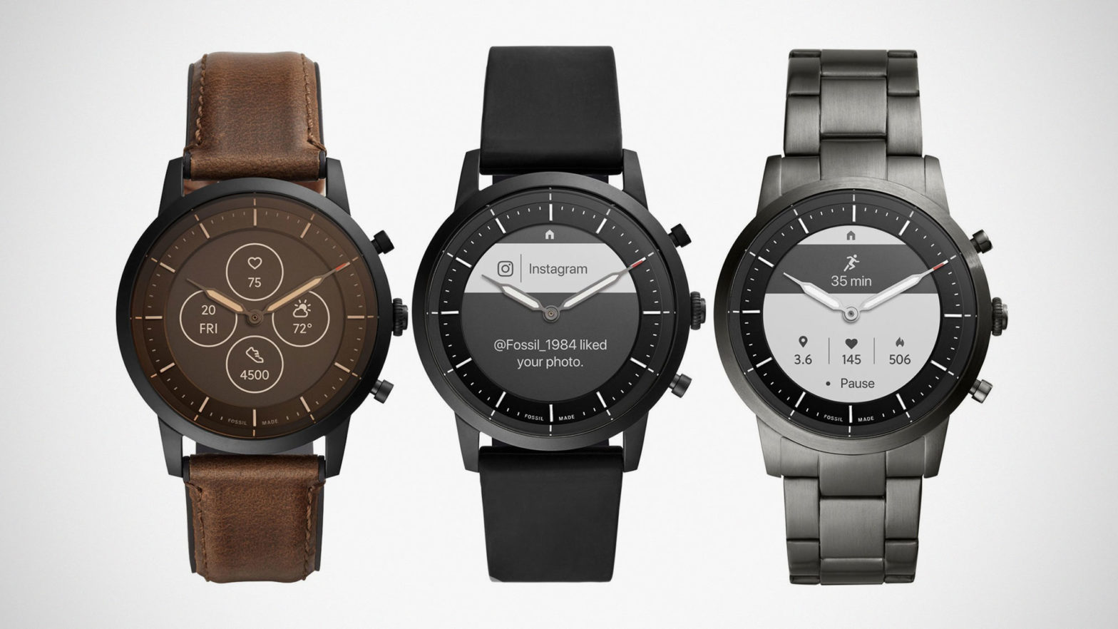 Fossil Collider DIANA Smartwatch