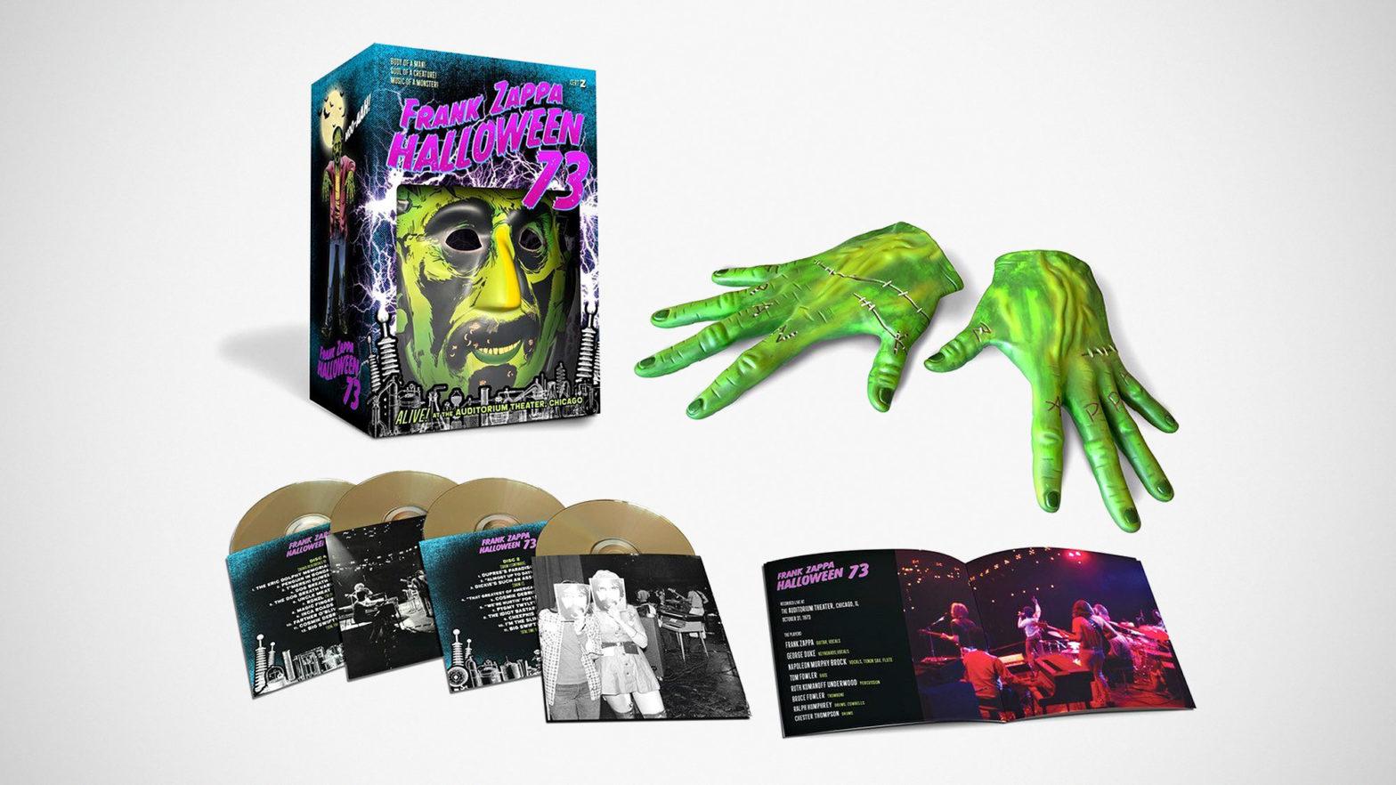 Frank Zappa Halloween 73 Set