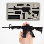 Check Out These Insanely Realistic Non-firing Toy Replica Model Guns From Goat Guns