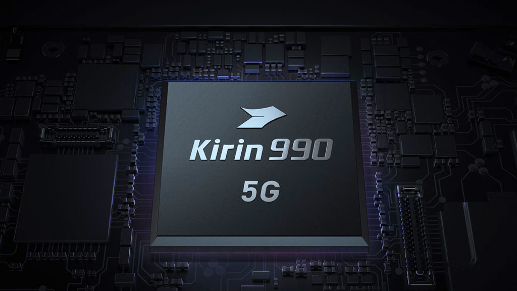 Huawei Kirin 990 Series Mobile Chip