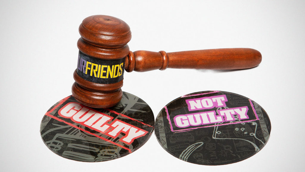 Judge Your 'Friends' Party Game