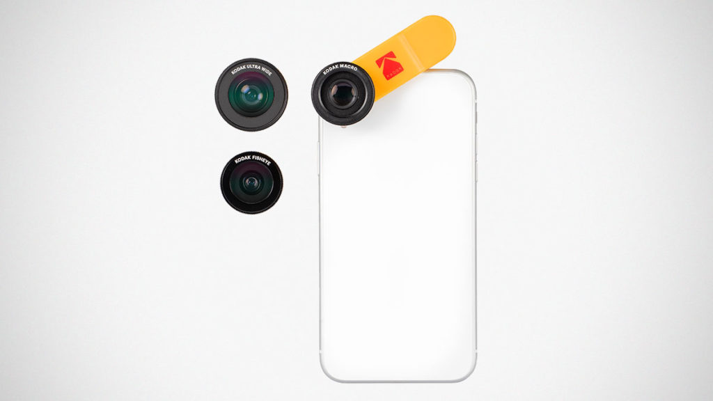 Kodak Smartphone Photography Accessories Marks Kodak's ...