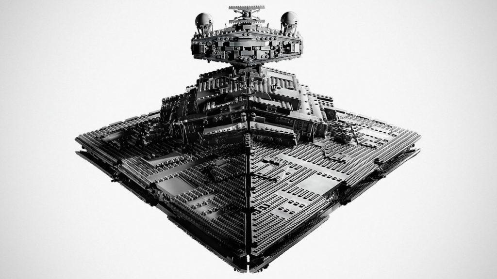 LEGO 75252 Star Wars Imperial Star Destroyer