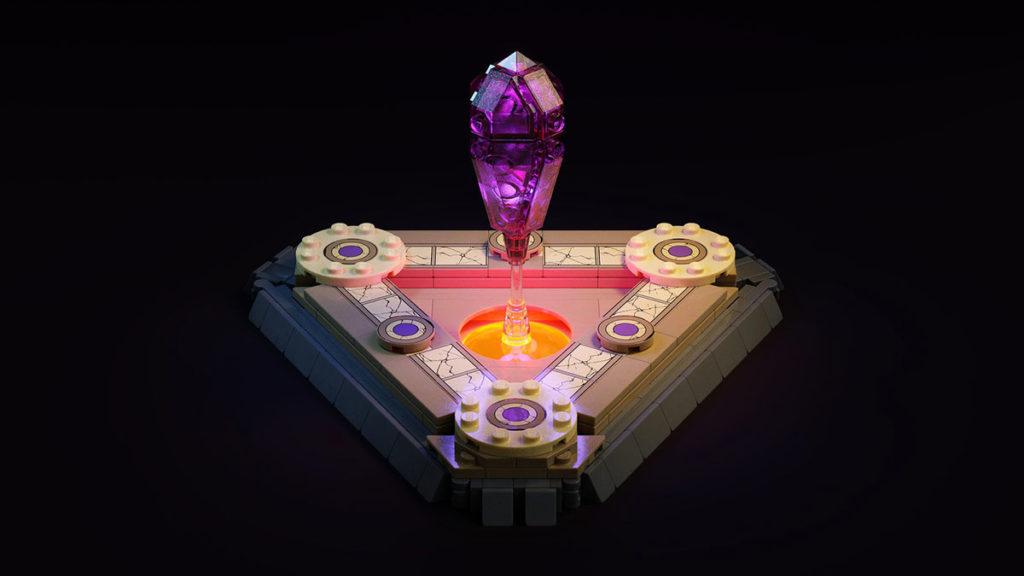 LEGO The Dark Crystal Brent Waller