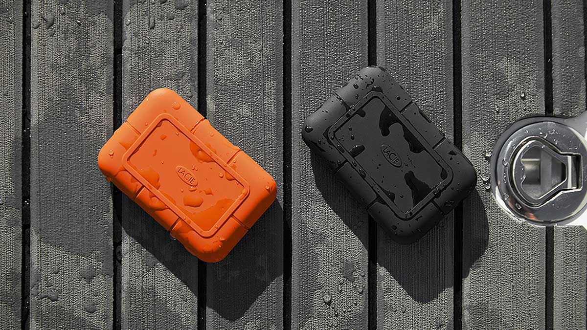 New LaCie Rugged SSD Family