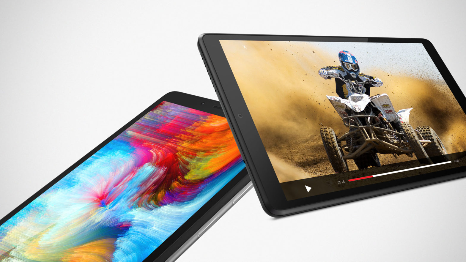 Lenovo Tab M7 and M8 Android Tablets