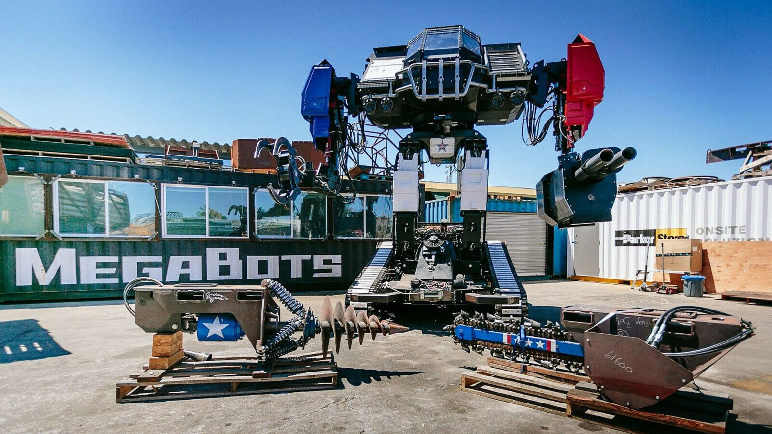 MegaBots is Selling on eBay For $1
