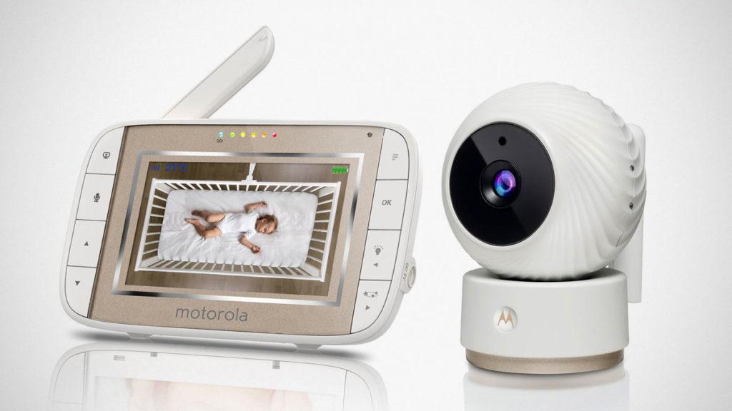 Motorola Baby Halo+ Baby Monitor