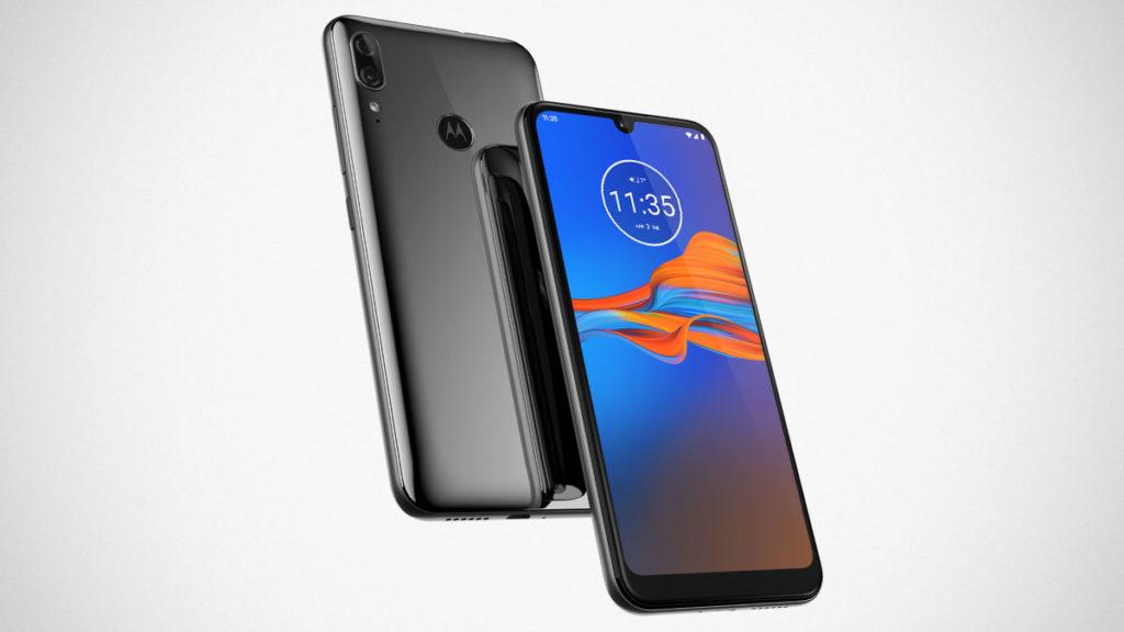 Motorola Moto E6 Plus Smartphone