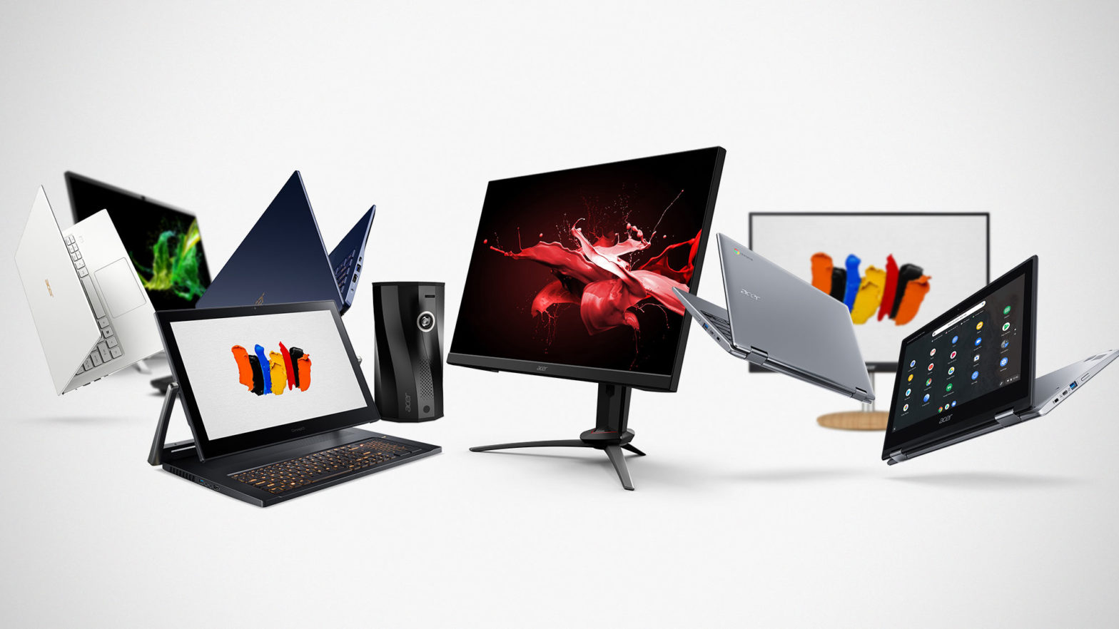 New Acer Products Announced IFA 2019