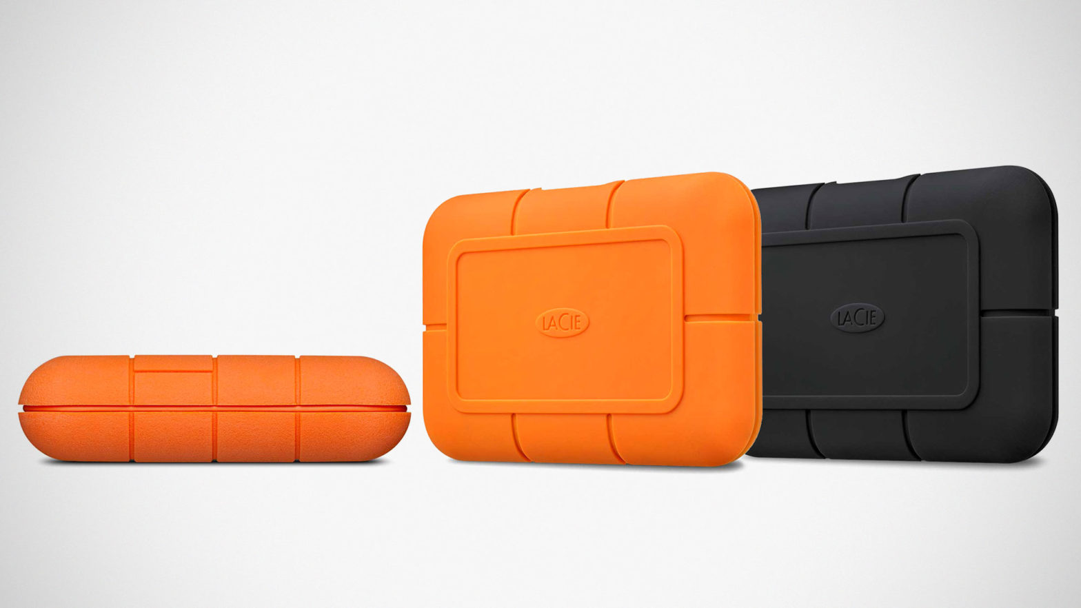 New LaCie Rugged SSD Portable Drives