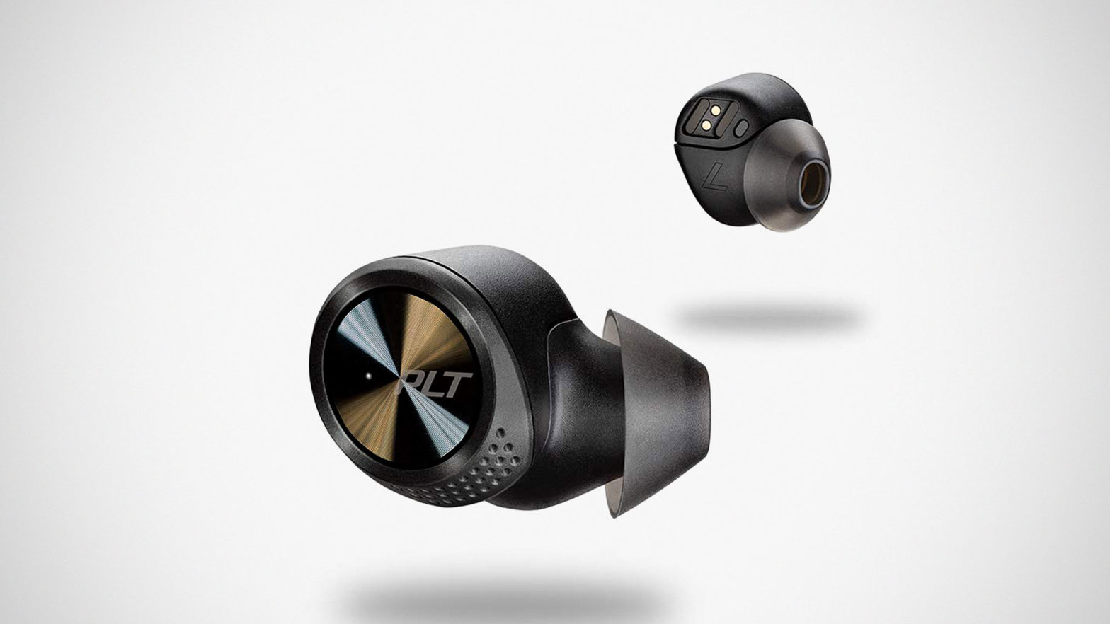 New Plantronics BackBeat True Wireless Earbuds