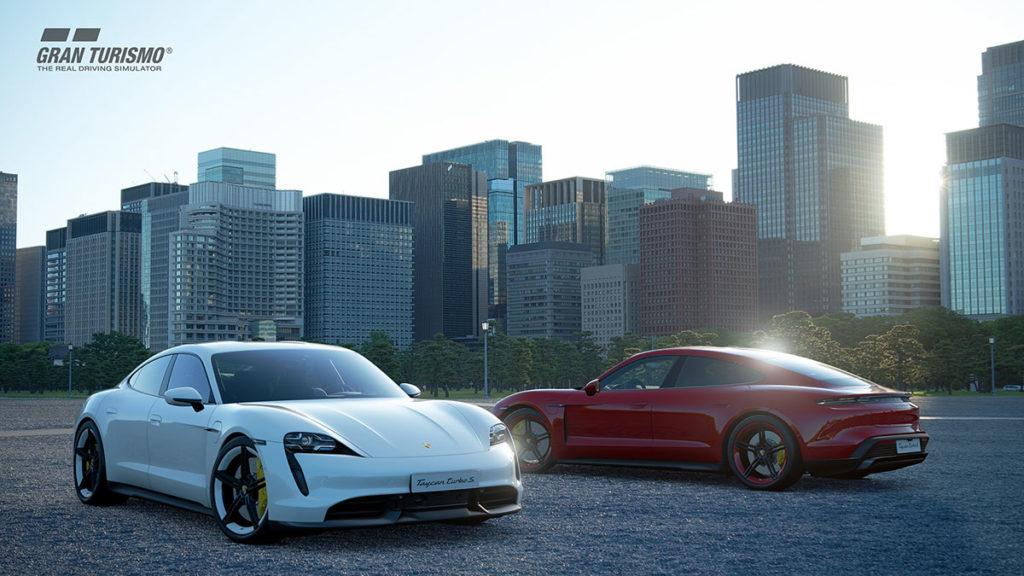 New Porsche Cars For Gran Turismo Sport