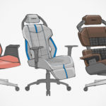 Nissan Conceptualized Esports Gaming Chairs Inspired By Its Cars