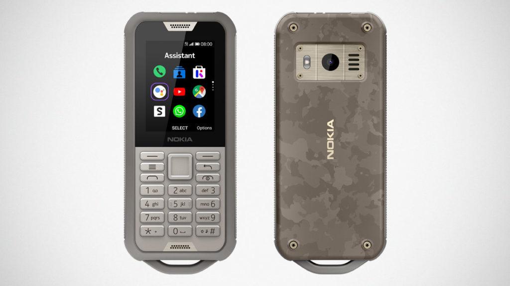 Nokia 800 Tough Phone