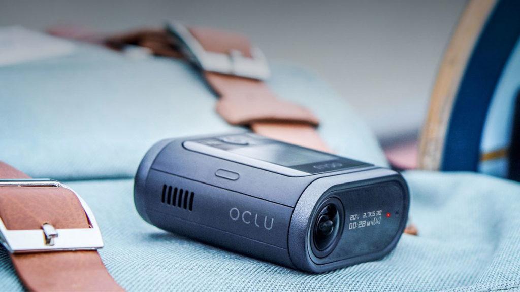 OCLU 4K Action Camera