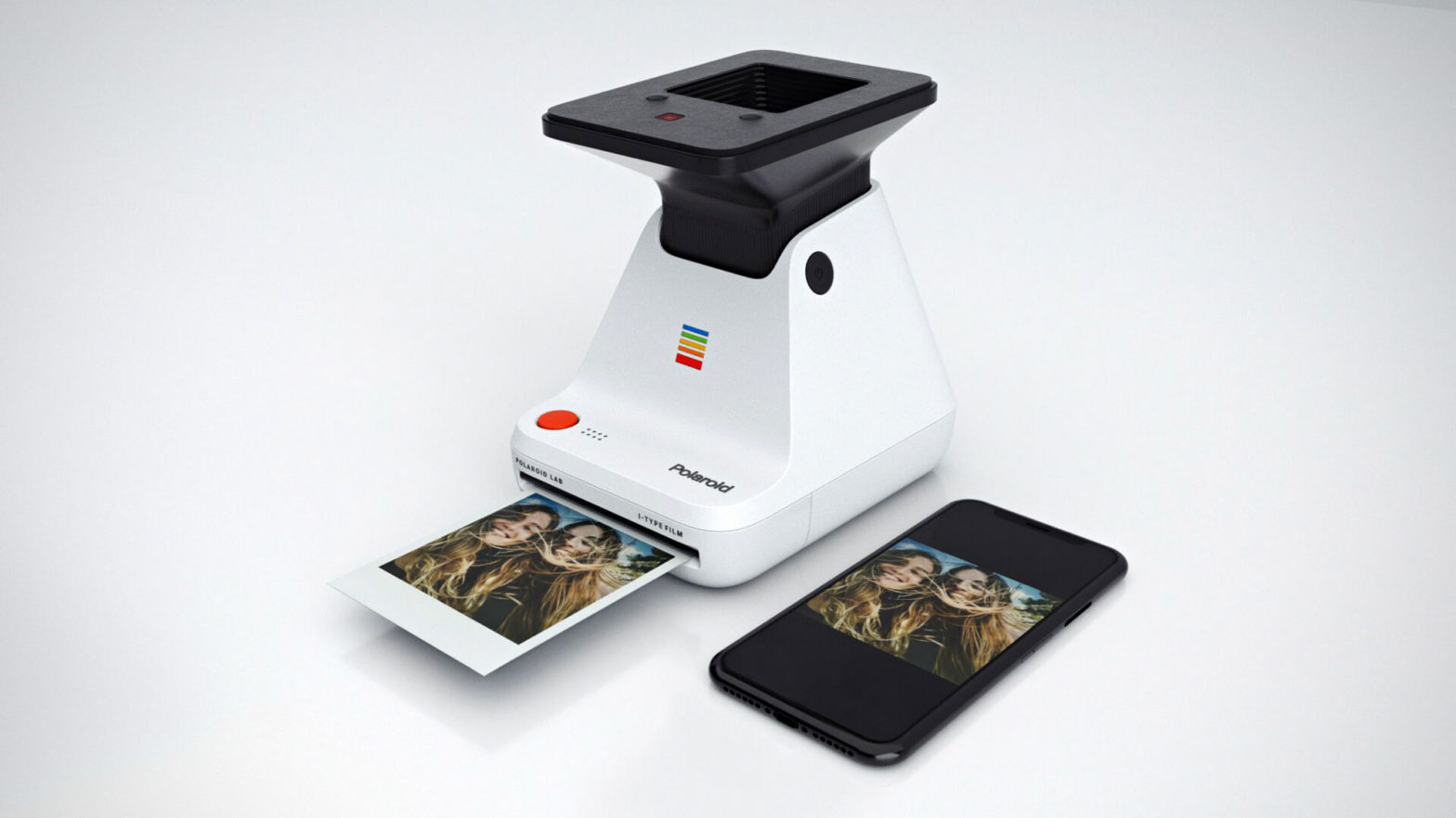 Polaroid Lab Smartphone Photo Printer