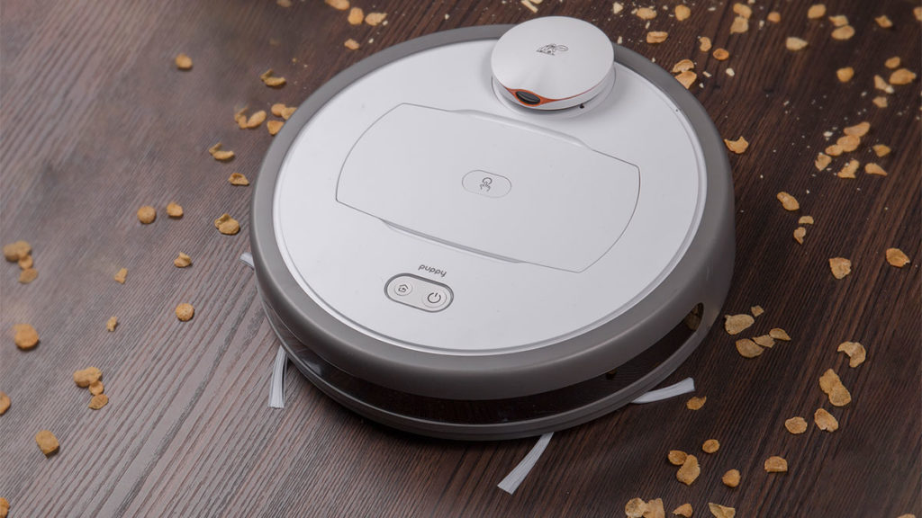 Puppyoo R6 Robot Vacuum and Mop