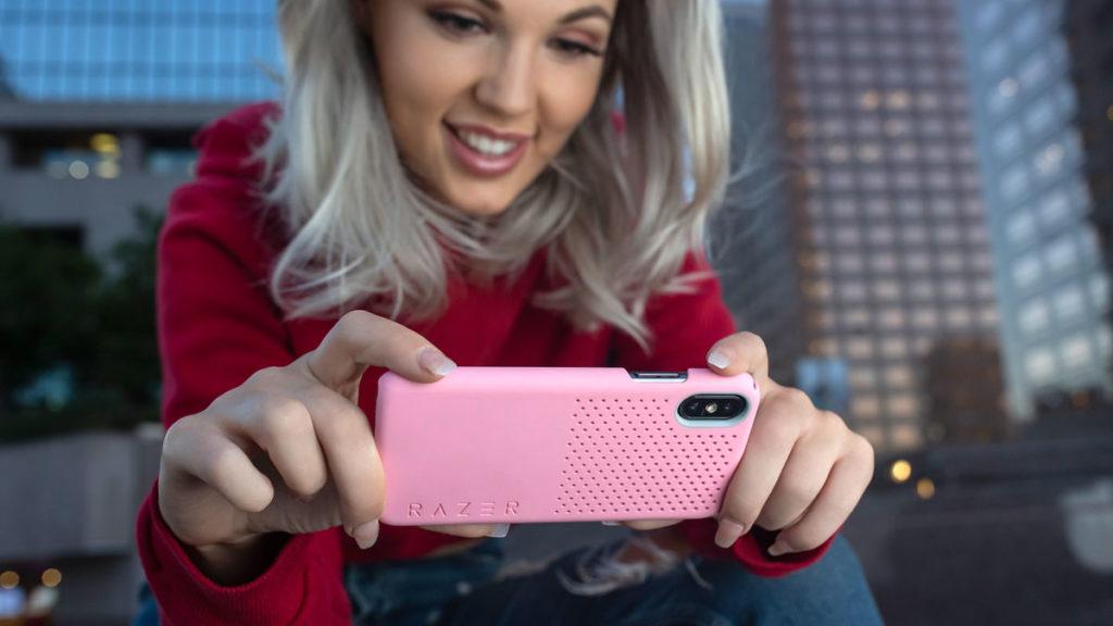 Razer Arctech iPhone Case