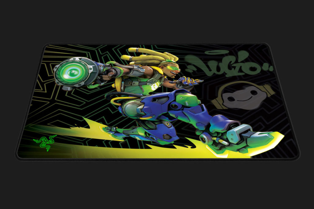 Razer Goliathus Medium Overwatch Lúcio Edition