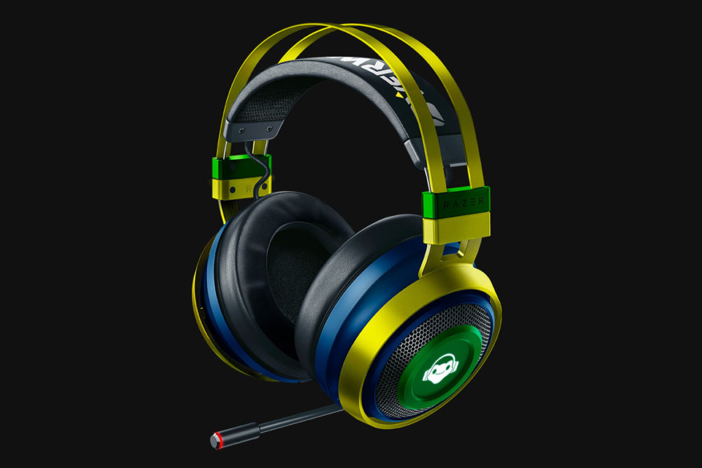 Razer Nari Ultimate Overwatch Lúcio Edition