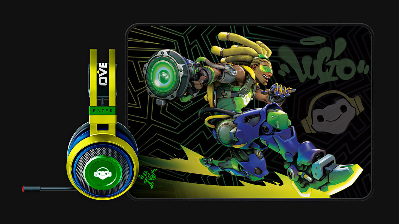 Razer Overwatch Lucio Edition