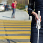 This Smart Cane Helps The Visually Impaired To Navigate The Streets Using Google Maps