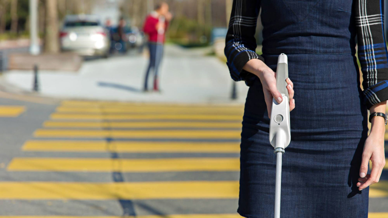 Smart Cane for the Visually Impaired