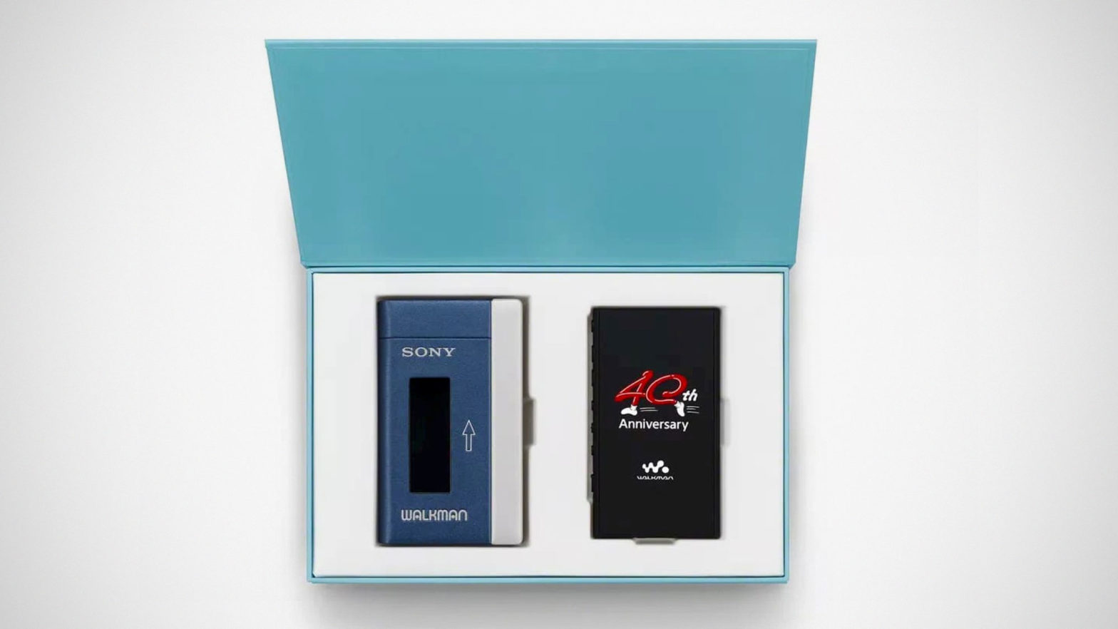 Sony NW-A100TPS 40th Anniversary Walkman